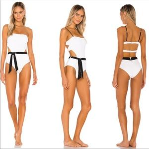 NWT Onia Rumi One Piece Monokini Swimsuit